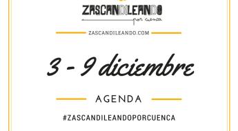 Agenda de Cuenca del 3 al 9 de diciembre 2015