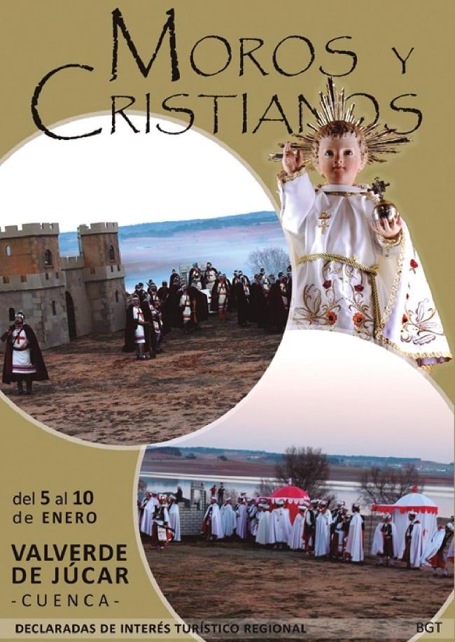 Moros y Cristianos 2016 en Valverde de Júcar