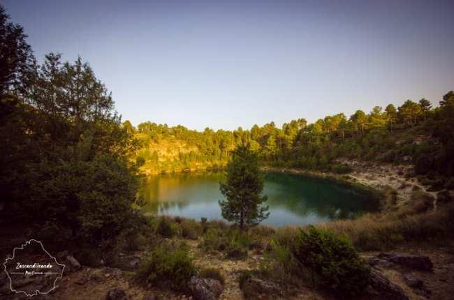 Laguna de la Gitana, en Cuenca
