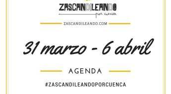 Agenda del 31 de marzo al 6 de abril de 2016 en Cuenca