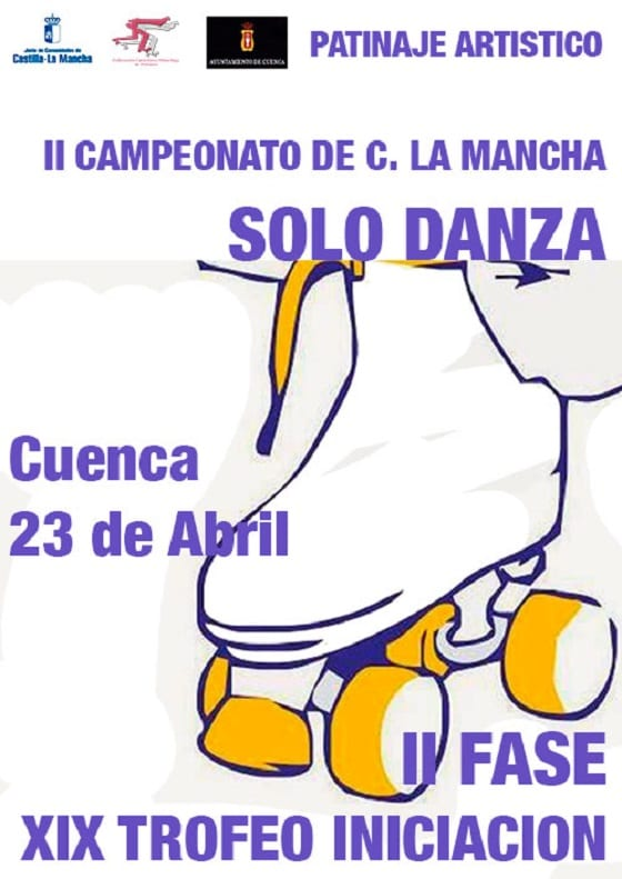 II Campeonato de Castilla La Mancha Solo Danza