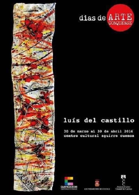 Días de Arte Conquense, Luis del Castillo