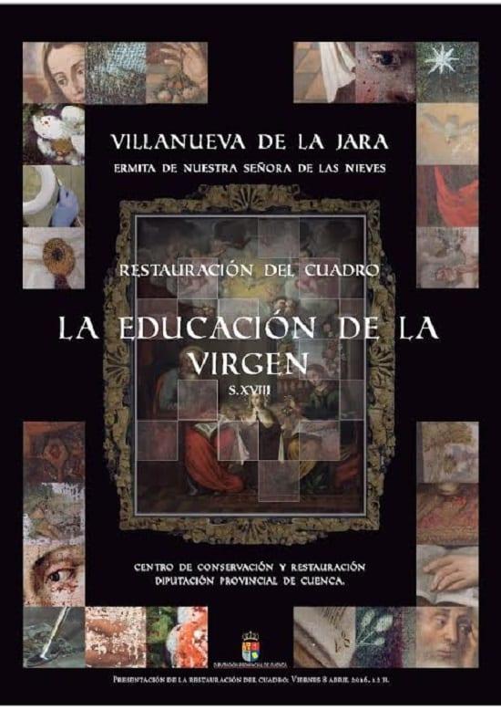 Acto cultural La Educación de la Virgen