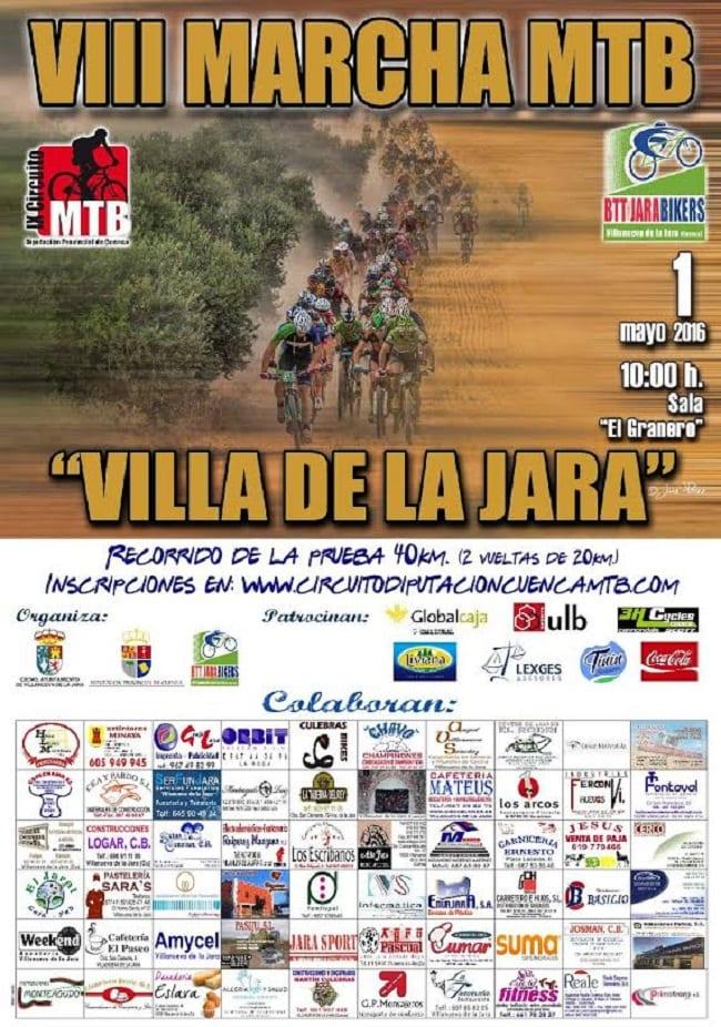 MTB en Villanueva de la Jara 2016