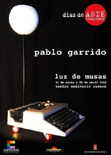 Luz de Musas, de Pablo Garrido