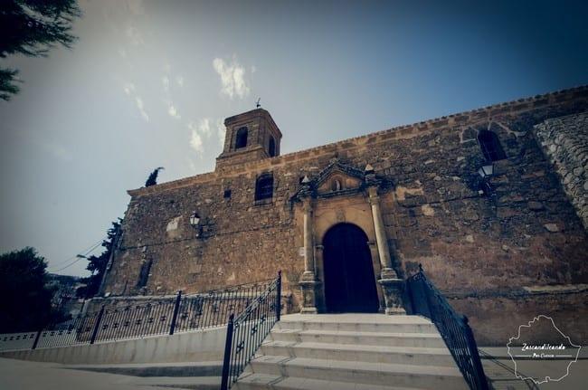 Iglesia de la Asunción en Olivares de Júcar