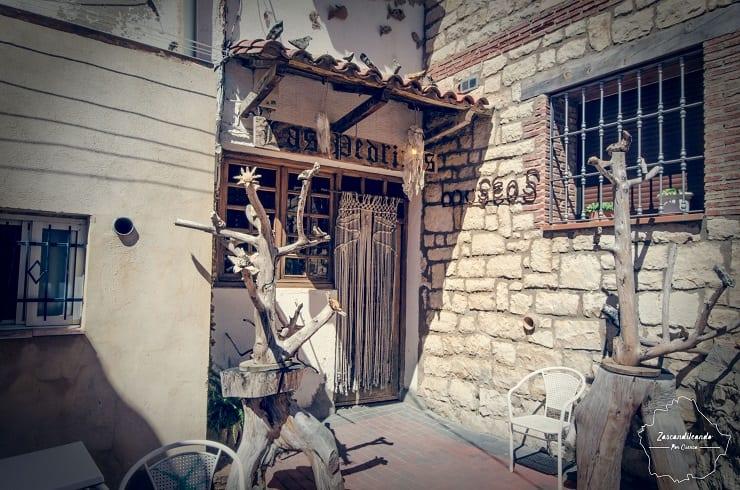 Museo Restaurante Las Pedrizas, en Buenache