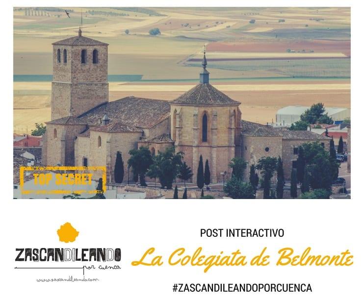 Colegiata de Belmonte (Cuenca)