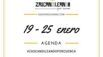 Agenda del 12 al 18 de enero 2017 en Cuenca