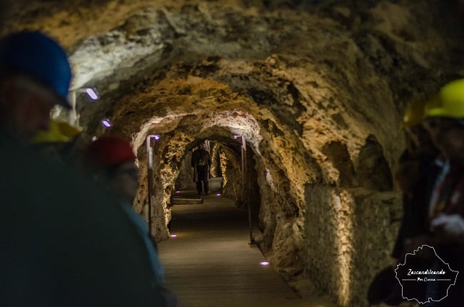 Túneles de Alfonso VIII
