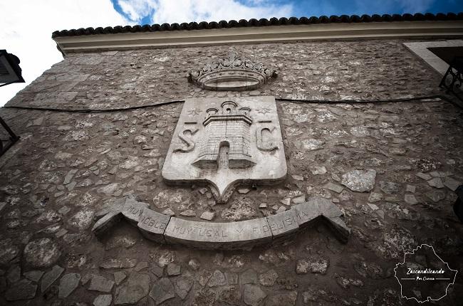 Antigua Cárcel de Villa en San Clemente