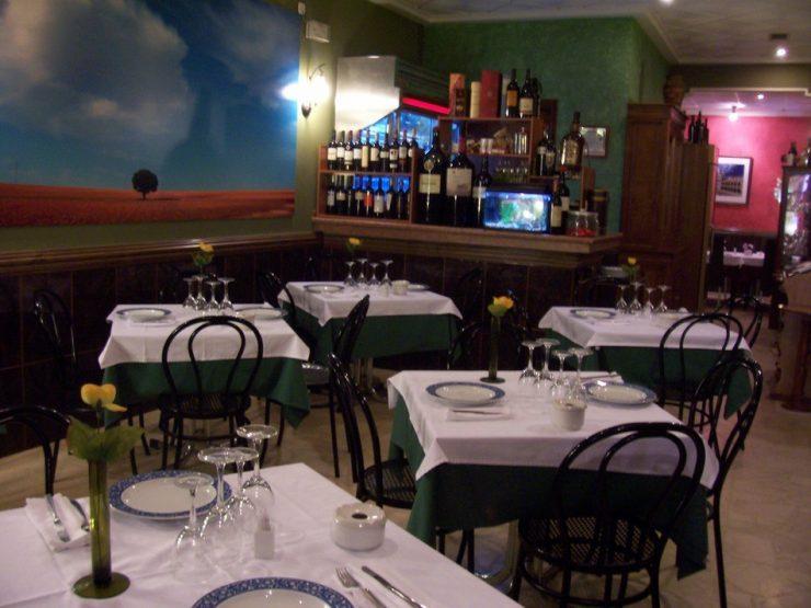 Restaurante Jacinto en San Clemente