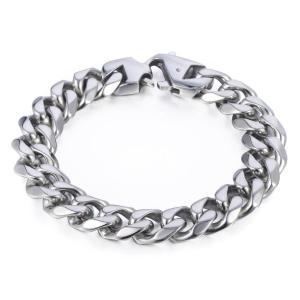 Мужские браслеты из нержавеющей стали