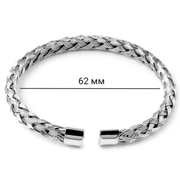 сталевий браслет