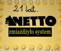 Netto zmiażdżyło system… prawie