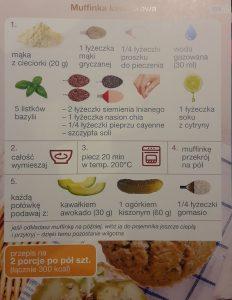 WegeMuffiny zamiast chleba, gdy jesteś na diecie 2