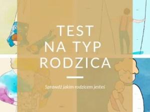 test na typ rodzica