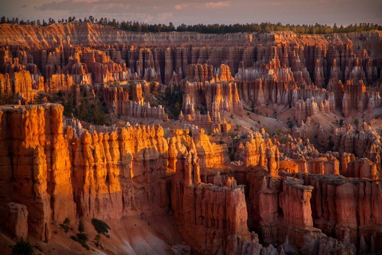 Bryce Point_planning motion trip planner
