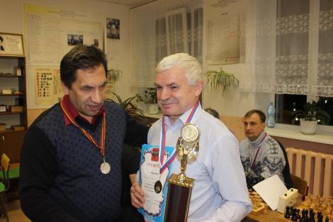 Шахматный сезон 2017 открыт