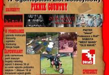 IV Ogólnopolski Zlot Motocyklowy i Piknik Country