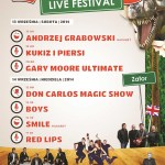 Live Festival Zatorland 2014