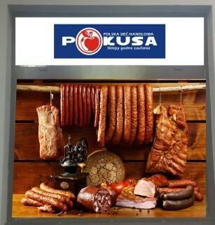 nowy sklep mięsny