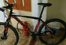 KPP Oświęcim Zator odzyskany rower