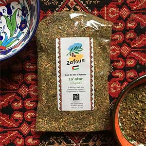 zaatar herb mix