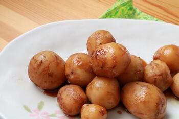 里芋の旬の時期