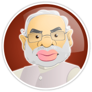 Narendra Modi Dress Up Game