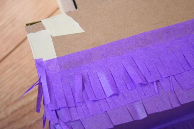 Dígito de papel corrugado 1
