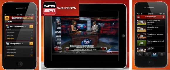 Watch ESPN devices