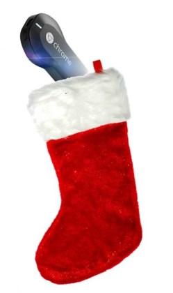 Chromecast stocking