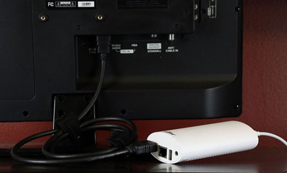 Mohu Channels TV adapter