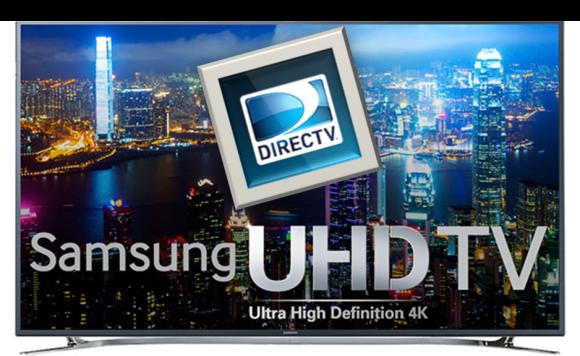 DirecTV Samsung 4K