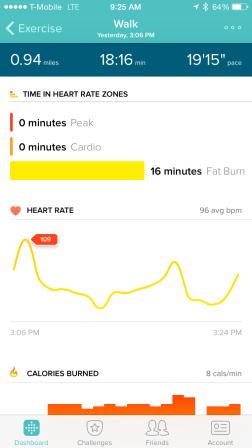 Walk Workout 2