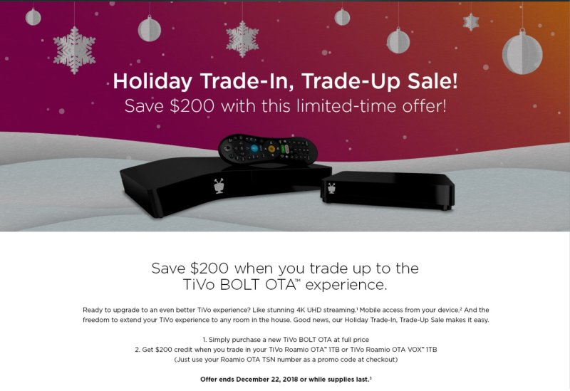 TiVo Takes A Page From Apple