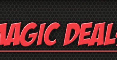 Zauberbar Kürbiskern mit neuen MAGIC-DEALS