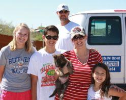 Walt German Shepherd puppy going home