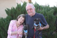 Happy Cairn Terrier owners vom Zauberberg