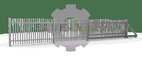 Stalzäune, Robust, Schiebetor, Flügeltor, Industriezaun, Zaun-System