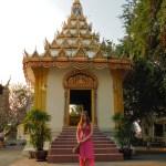 Какой-то мини храм