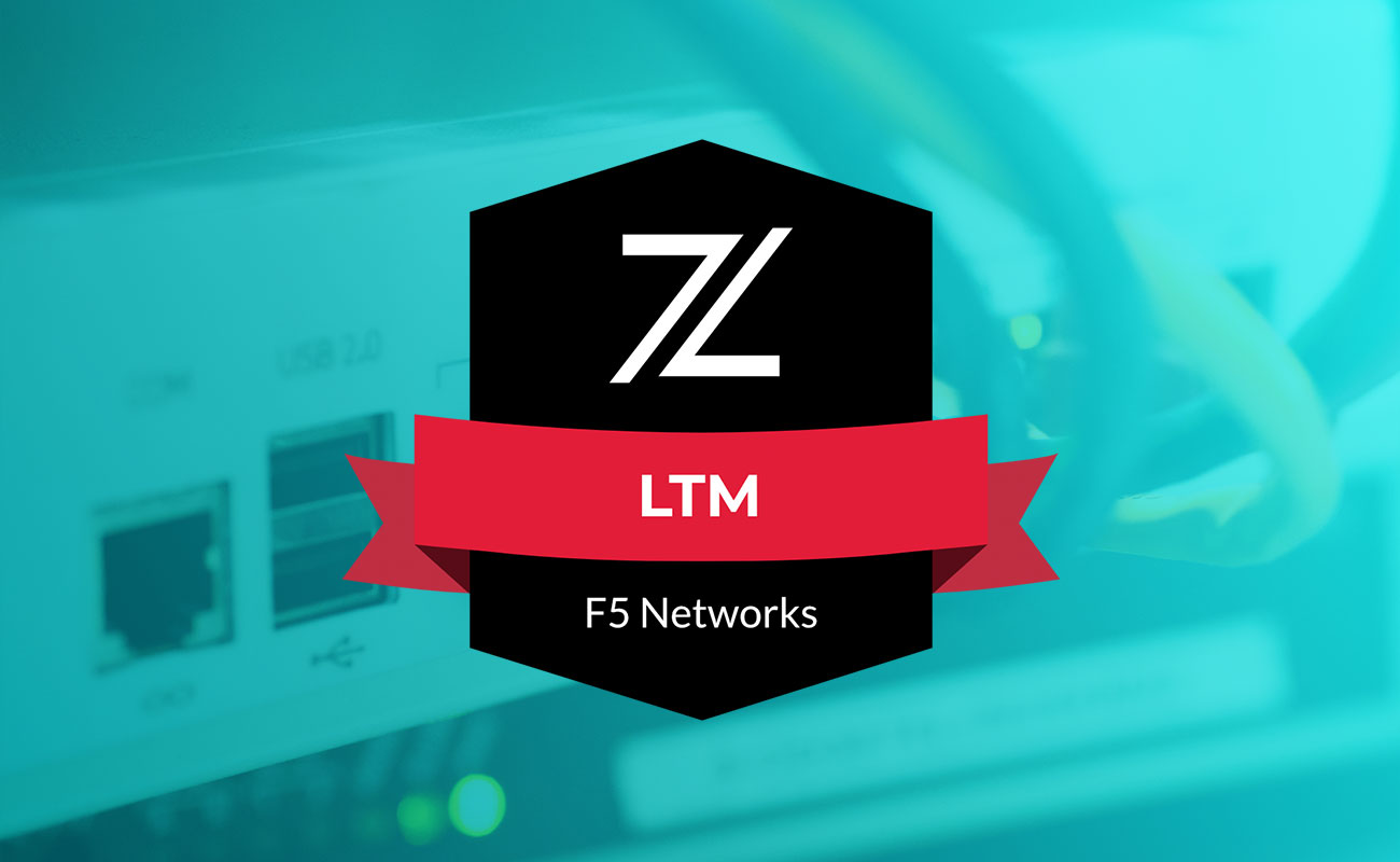 Zavic Solutions - F5 Certified LTM
