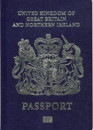 Паспорт Британии после брексита