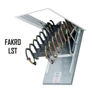 Чердачная лестница FAKRO LST 60-90-280 - ZAVODKM