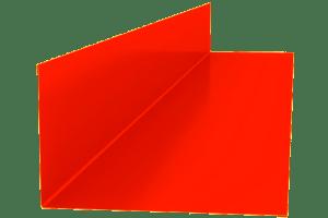 Планка примыкания к стене - ZAVODKM