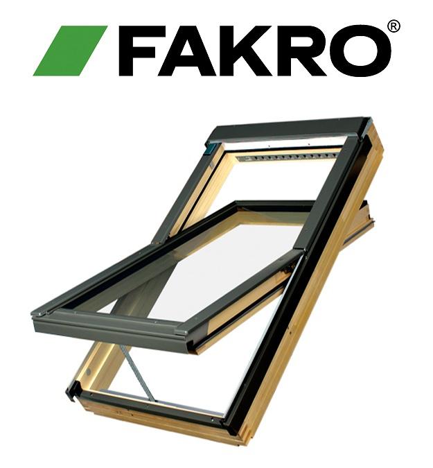 Мансардное окно ФАКРО FTS U2 – 78-118