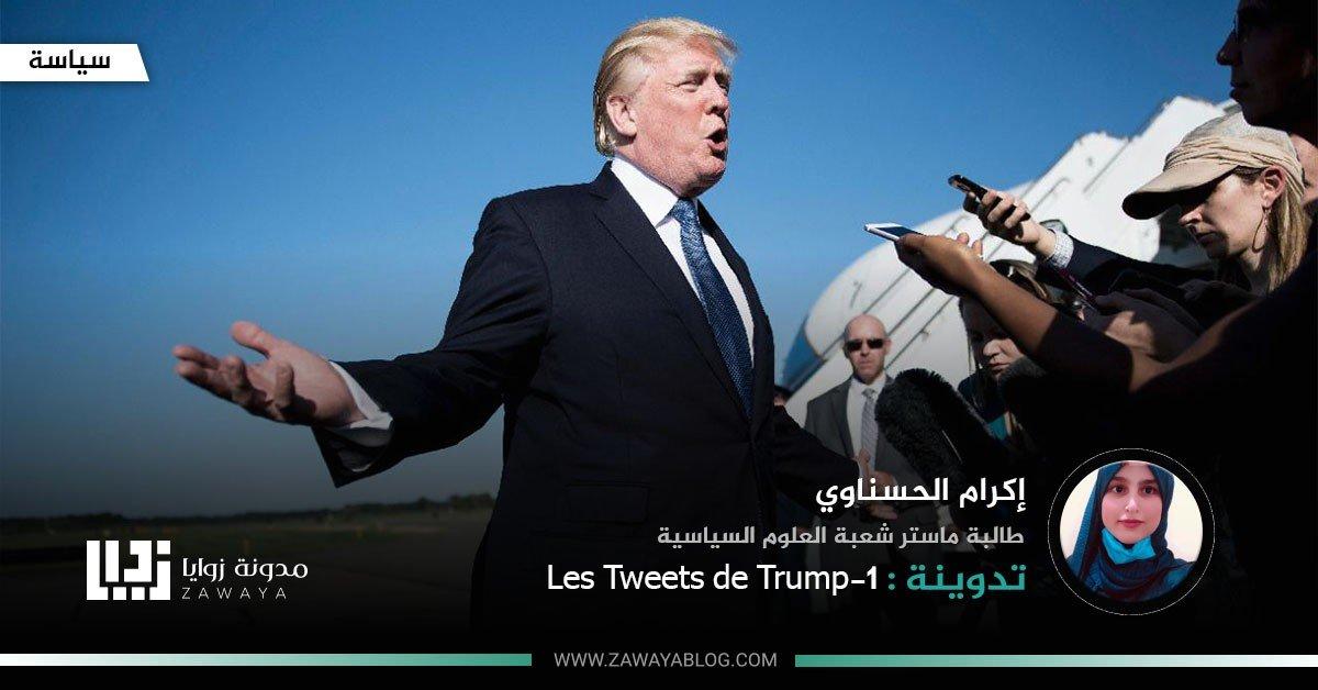 Les Tweets de Trump 1