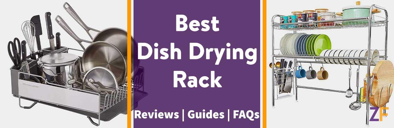 top 9 best dish drying racks of 2021