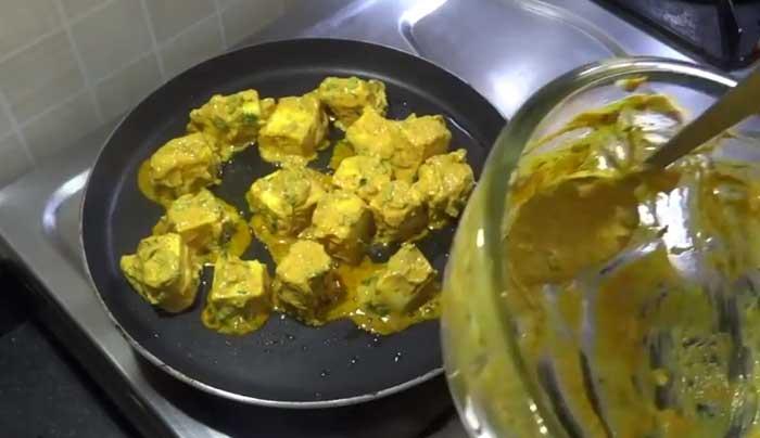 Tawa Paneer recipe in hindi